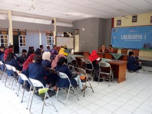 Lokakarya 1 KKN-T Kabupaten Jepara